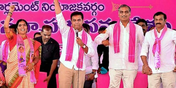 16 MPs means more Central funds: KTR