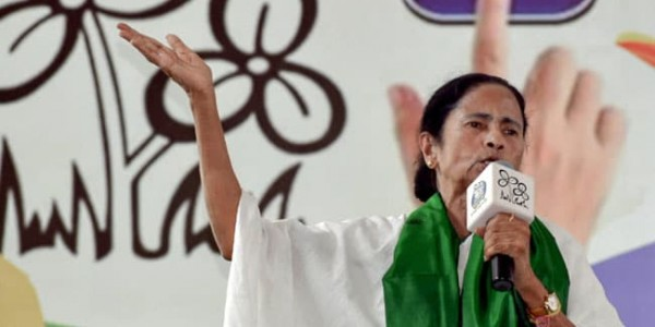 Trinamool Leading In Bengal