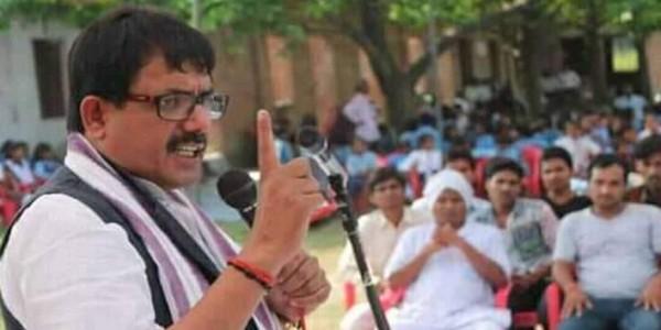 भारतीय जनता पार्टी आज पार्टनरशिप फर्म बन गयी है : योगेश