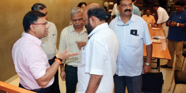 BJP ministers to meet party workers regularly
