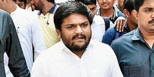 Hardik Patel, two other MLAs detained on way to meet jailed cop Sanjiv Bhatt
