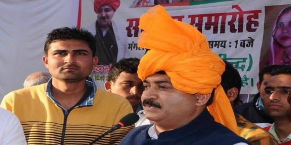 सीएम खट्टर के ओएसडी कैप्टन भूपेंद्र सिंह ने दिया इस्तीफा