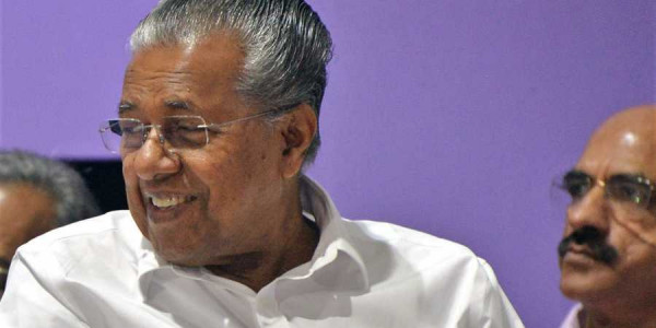 In a first, CM Pinarayi Vijayan to go live on Facebook