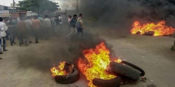 मराठा आरक्षण आंदोलन की आग फिर भड़की: हिंसक प्रदर्शनों के बाद पुणे के चाकन में धारा 144 लागू