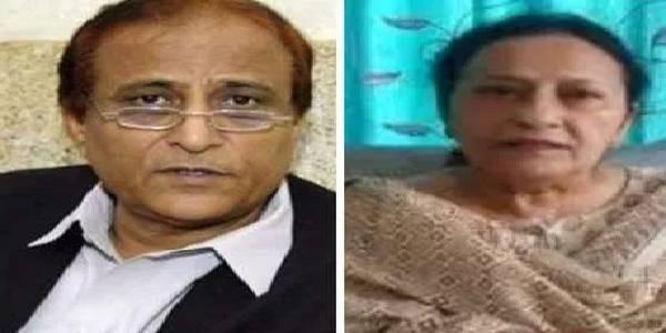 सपा सांसद आज़म खान और उनकी पत्नी पर बिजली चोरी का केस दर्ज