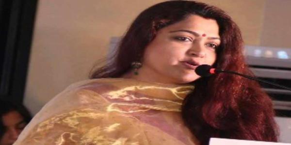 कांग्रेस प्रवक्ता खुशबू सुंदर बोलीं, सबरीमाला मंदिर मामले में भ्रमित नहीं है कांग्रेस