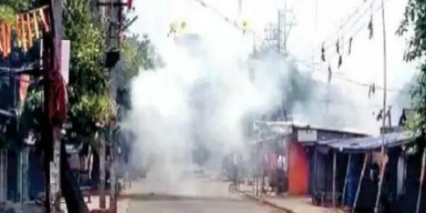 कांकीनाड़ा-भाटपाड़ा में फिर झड़प, बमबाजी, इलाके में आतंक, 20 लोकल ट्रेनें रद्द