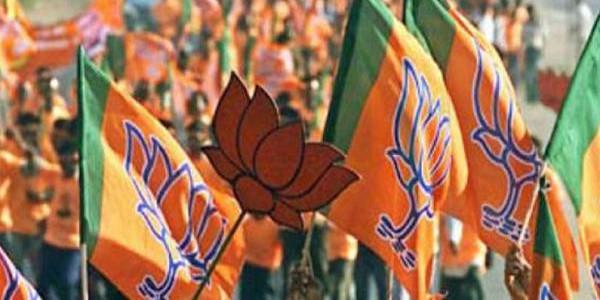 कांग्रेस के वचन पत्र को लेकर BJP ने चुनाव आयोग से की शिकायत