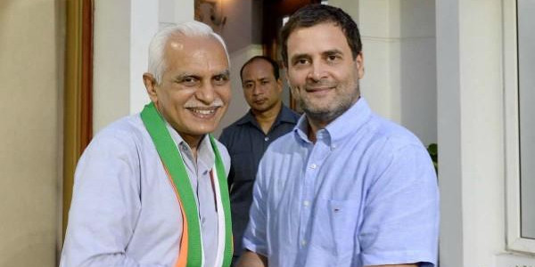 गुजरात के पूर्व विधायक कलसारिया कांग्रेस में शामिल