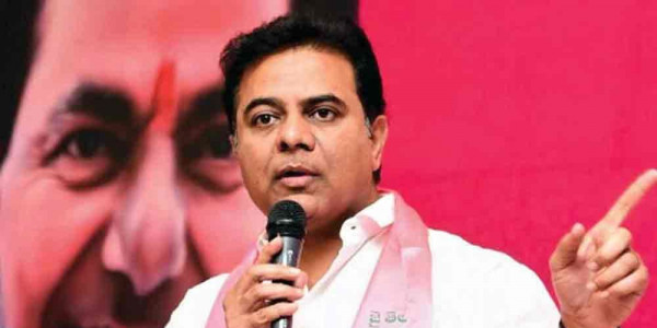KTR has lost senses,says Kishan Reddy