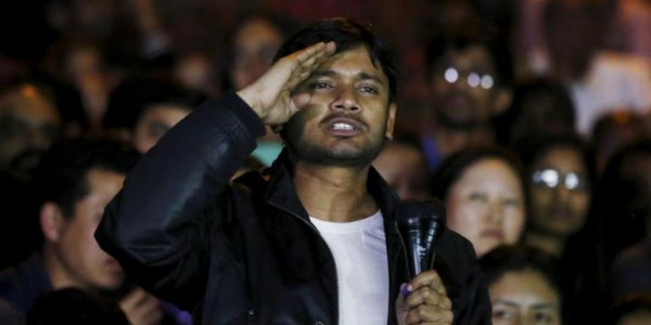 Kanhaiya Kumar Said Thanks Modi Ji