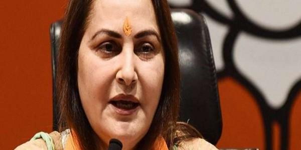 जया प्रदा बोलीं, आजम खान नहीं जानते महिलाओं का सम्मान करना, लड़ रही हूं सम्मान की लड़ाई