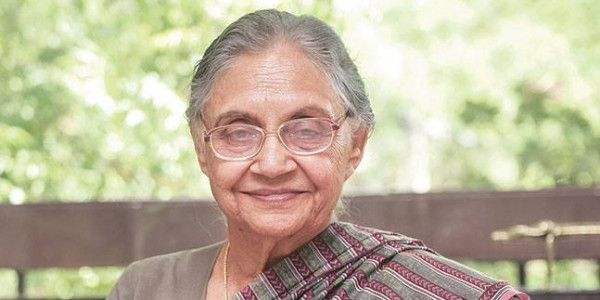 Sheela Dixit Will Chaired On 16 January To Stand Congress Properly In Delhi State