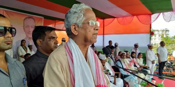 On Assam's Muslim Vote, A Startling Claim From Congress's Tarun Gogoi