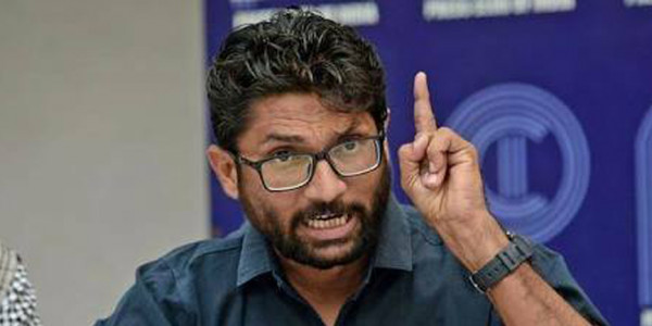 We launched moon mission but where's tech for sewer cleaning: Jignesh Mevani