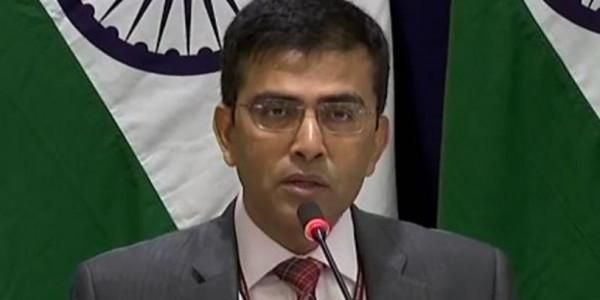 Ayodhya Verdict: भारत की PAK को दो टूक- आंतरिक मामले में गैरजरूरी बयान न दे