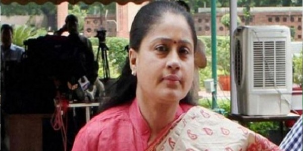 Vijayashanti appointed as chairperson of Congress Campaign Committee