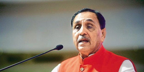 Vijay Rupani appoints chairman for Gujarat Yoga Board
