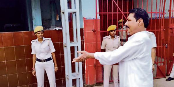 MLA अनंत का जेल में हुआ मेडिकल टेस्ट, बने कैदी नंबर 13617, आज रिमांड की अर्जी देगी पटना पुलिस