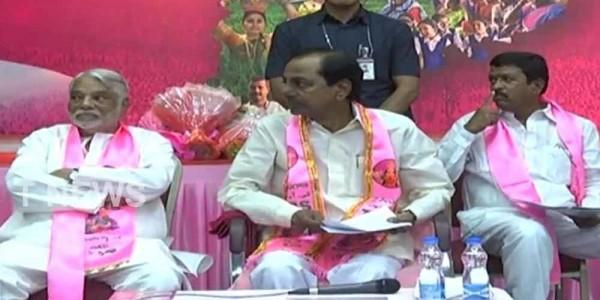 TRS Executive Committee meeting to held at Telangana Bhavan