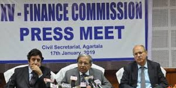 Tripura should attract private capital, cut down on higher public outlay: Finance Commission chief