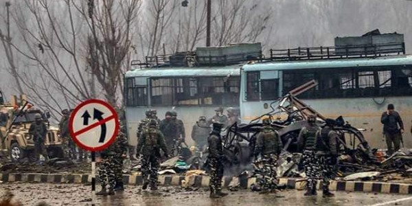 crpf-india-tweet-on-pulwama-attack-we-will-not-forget-we-will-not-forgive