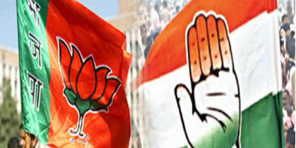 Congress loses 2 of 3 ward seats it held to BJP in municipal bypolls