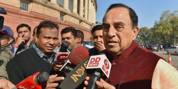 अगर भाजपा 220-230 सीटें जीतती है, तो हो सकता है कि मोदी प्रधानमंत्री न बनें: सुब्रमण्यम स्वामी