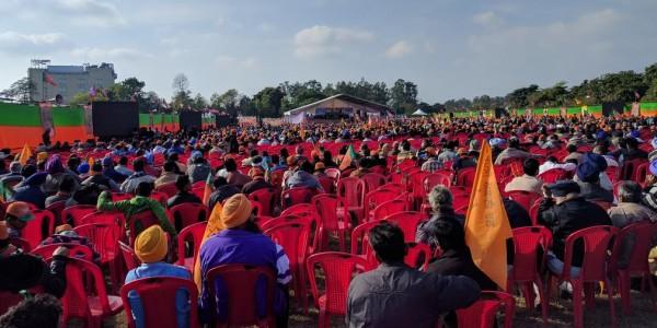 बिना अनुमति चुनावी रैली व शराब परोसने पर ब्रह्मपुरा के भतीजे गुरिंदर सिंह टोनी पर केस
