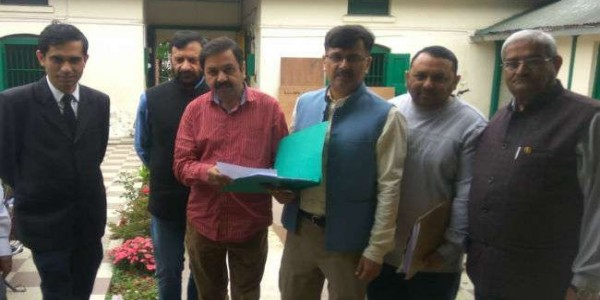 himachal-pradesh-kangra-bjp-complaint-against-ex-deputy-advocate-general-at-shimla-for-comment-against-party-state-president