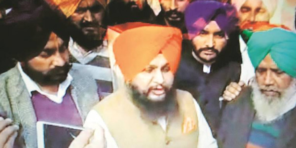 Punjab: Zira MLA gets showcause notice from Congress, he sticks to his stand