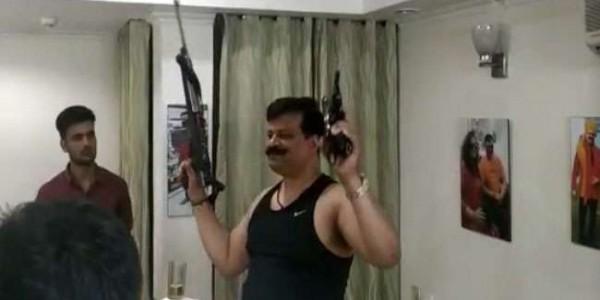 विवादित भाजपा विधायक कुंवर प्रणव सिंह चैंपियन के खिलाफ उबाल, तत्काल बर्खास्तगी पर पेच