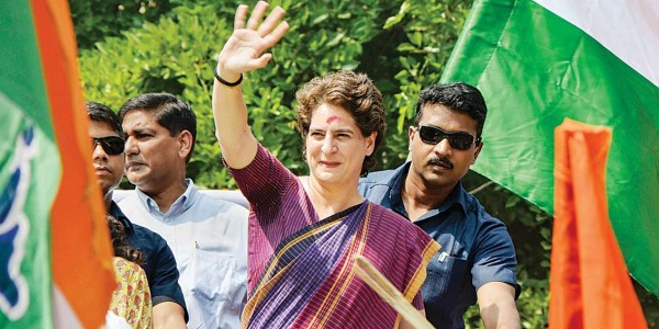 Mumbai Congress reaches out to Priyanka Gandhi to counter PM Modi's rally