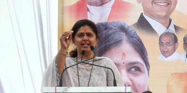 This is My Father's party I will Not Leave It: Pankaja Munde