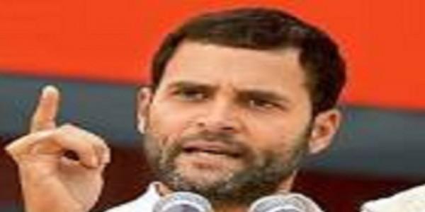 राहुल पंजाब में 10 दिन करेंगे किसान यात्रा, दिल्ली में पंजाब कांग्रेस के नेताओं की मीटिंग
