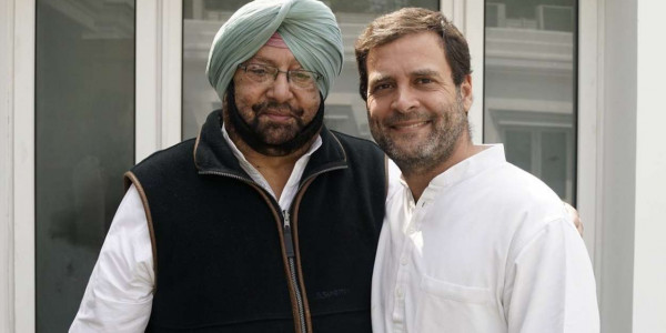 Cong picks candidates for Punjab by-elections, Amarinder confident of clean sweep