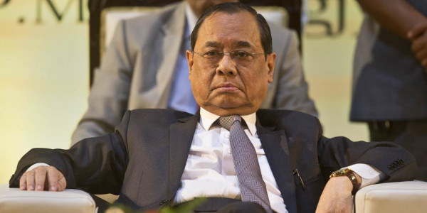 4-min hearing, 10 notices and note on silence on CJI Ranjan Gogoi's last day at work