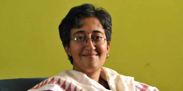 दिल्ली इस चुनाव में पूर्ण राज्य के लिए वोट करेगी : आतिशी