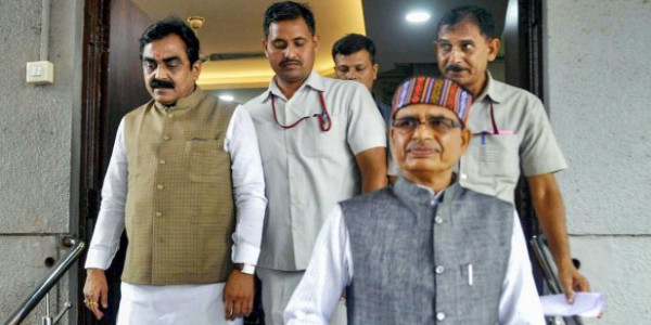 मध्य प्रदेश बीजेपी में सब ठीक तो फिर संगठन VS शिवराज सिंह चौहान क्यों?