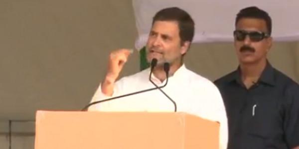 झारखंड विधानसभा चुनाव: राहुल गांधी ने किया किसान कि स्थाति पर आत्मचिन्तन