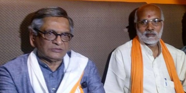 S.M. Krishna echoes Advani's views on freedom of expression
