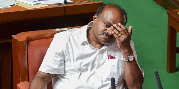 Fake resignation letter of HD Kumaraswamy circulates, CM alleges BJP hand