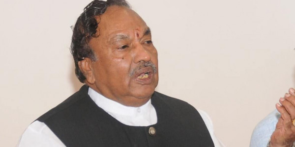 BJP will come to power in 2018, says Eshwarappa