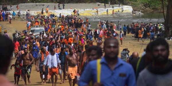 Ahead of Sabarimala reopening, 550 women in 10-50 age group register online for darshan