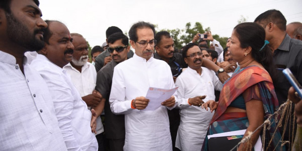 Shiv Sena Chief Uddhav Thackeray Cancels his Ayodhya Visit