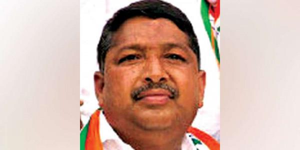 Rudresh Gowda, Congress MLA, dead