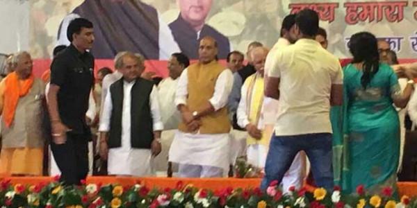 रक्षामंत्री राजनाथ सिंह बोले- पाकिस्तान से अब सिर्फ गुलाम कश्मीर पर होगी बात, डरा हुआ है पड़ोसी