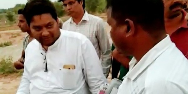 Odisha BJD MLA arrested for making engineer do sit-ups