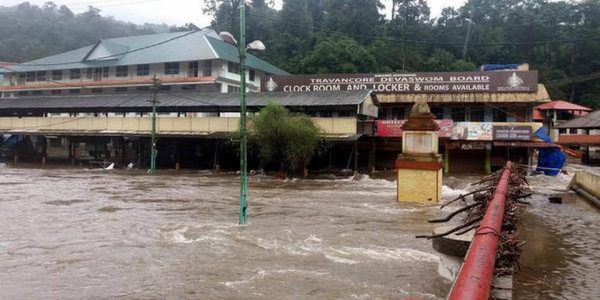 Massive rescue operation on in Pathanamthitta