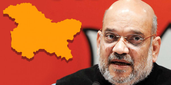 कश्मीरी पंडितों के पुनर्वास के लिए प्रभावी नीति बना रही है अमित शाह की टीम